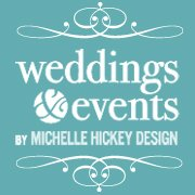 Weddings and Events by Michelle Hickey Design