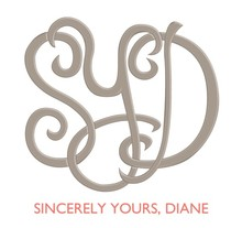Sincerely Yours Diane