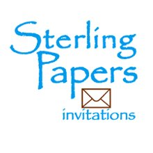 Sterling Papers Invitations