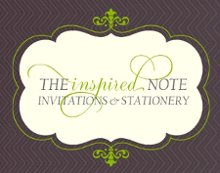 The Inspired Note Invitation and Stationery Studio