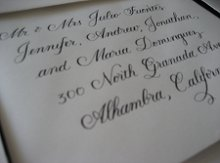 Calligraphy by Andi