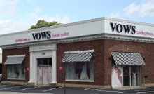 Vows Bridal Outlet and wwwbridepowercom