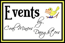 Events by Coal Miners Daughters