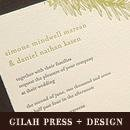 Gilah Press Design