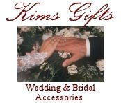 Kims Gifts Bridal Accessories and Favors