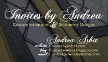 Invites by Andrea