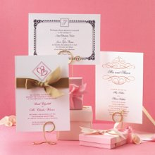 Invitations By Davids Bridal