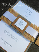 First Impression Invitations