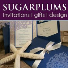 Sugarplums Invitations Gifts and Design