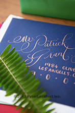 BPinvites and Calligraphy