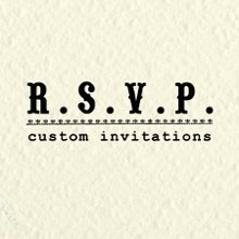 RSVP Custom Invitations