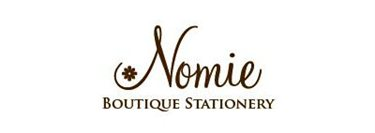 Nomie Boutique Stationery