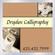 Dryden Calligraphy the write solution