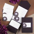 For Now and Forever Wedding Invitations