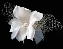 DV Couture Bridal Hair Accessories and Styling