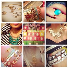 Stella and Dot Jewelry and Handbags