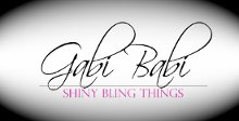 Gabi Babi LLC Shiny Bling Things
