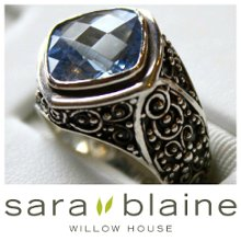 Sara Blaine Jewelry at Willow House Pam Uller Representative