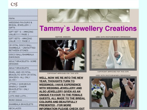 Tammys Jewellery Creations