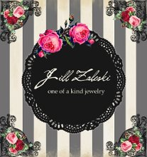 Jill Zaleski One of a Kind Vintage Bridal Jewelry