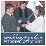 Weddings Galore Wedding Officiant