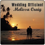 Wedding Officiant Melissa Craig