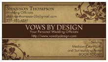 Vows By Design