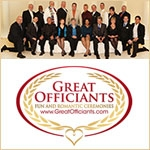 Great Officiants Fun and Romantic Ceremonies
