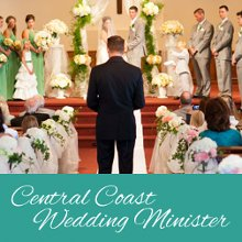Central Coast Wedding Minister