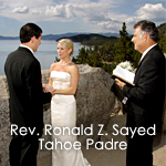Reverend Ronald Z Sayed Tahoe Padre