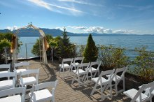 Tahoe Lakefront Weddings