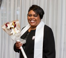 Reverend Connie Jones Steward
