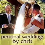 Personal Weddings by Chris
