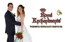 Royal Enchantments Wedding Officiant Services