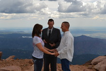 My Mountaintop Wedding