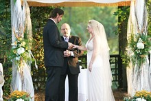 Birmingham Nashville Charleston Charlotte Jewish wedding officiant
