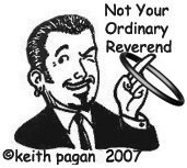 Reverend Keith Pagan
