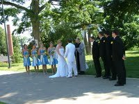 Rev Mark Hall Wedding Officiant