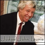 Judge John Laurie Chicago Wedding Officiant