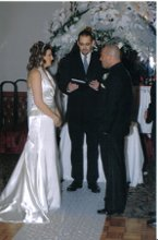 Padre Pimental the Running Wedding Officiant