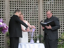 I Now Pronounce You Wedding Officiant Services