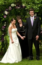 Annie AlexanderKramer The ParsonneThe Vermont Wedding Officiant