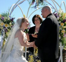 Amanda Brown Wedding Celebrant