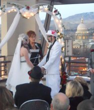 A Time To Be Happy Wedding Officiant Minister