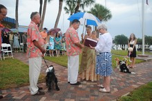 Terry Benton Justice of the Peace Wedding Officiant