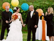 Earthbound Wedding Officiants