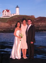 Wedding in Maine