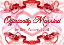Officiantly Married