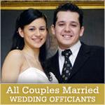 All Couples Married Wedding Officiants