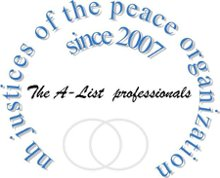NH Justices of the Peace A List Organization